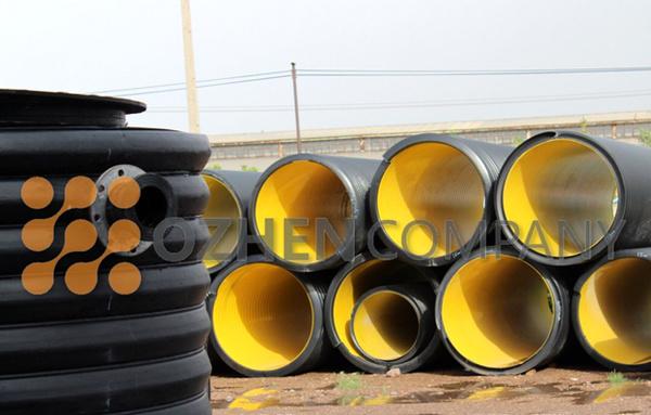 تولید و فروش لوله پلی اتیلن کاروگیت در سایزهای مختلف