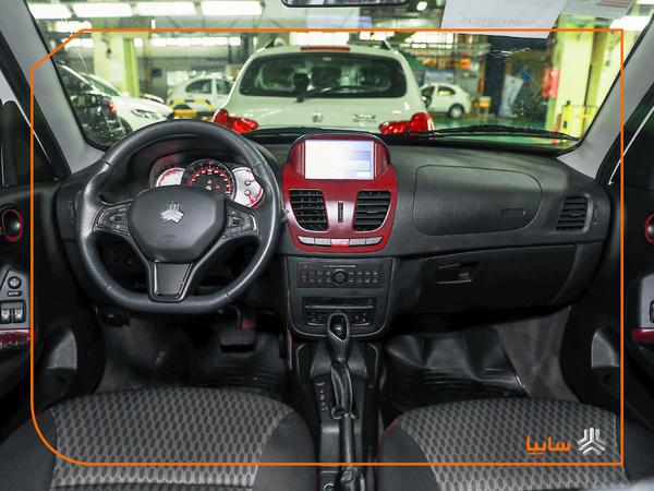 تولید ارزانترین خودروی اتوماتیک کشور در پارس خودرو/ هاچ بک جذاب سایپا مجهزتر شد