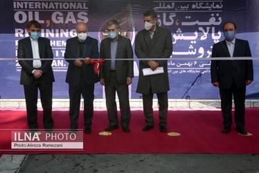 گزارش تصویری/ بیستوپنجمین نمایشگاه بینالمللی نفت، گاز، پتروشیمی و پالایش