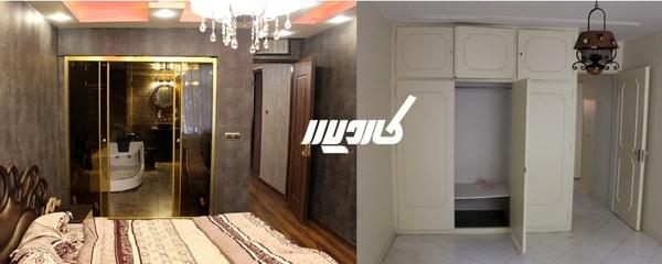 بازسازی خانه در تهران