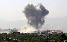 وقوع انفجار در کابل/ یک دستگاه خودروی دولتی هدف قرار گرفت
