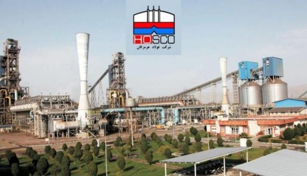 کسب 4 رکورد تولید در فولاد هرمزگان/ قطعی برق و گاز از مشکلات پیش روی تولید است