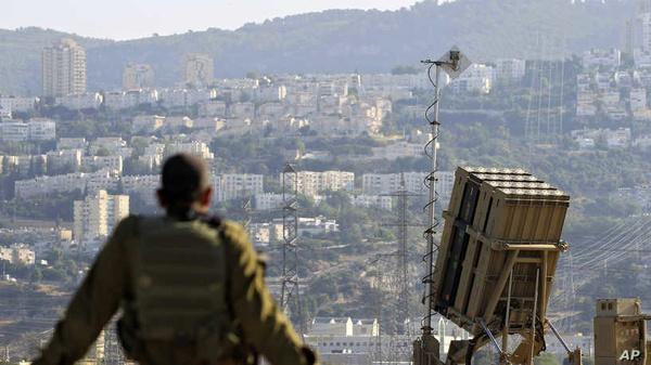 اسرائیل با استقرار سامانه گنبد آهنین در کشورهای عربی موافقت کرد