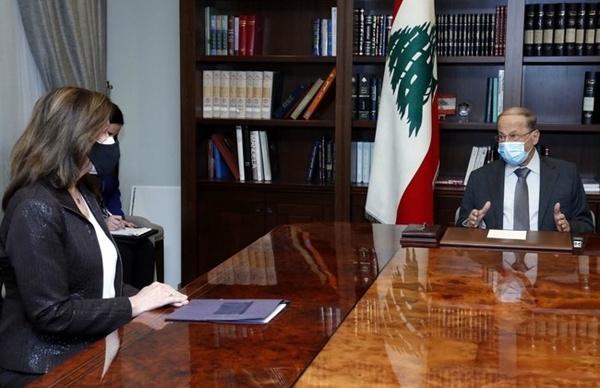 لبنان آماده است تا مذاکرات دریایی با اسرائیل را از سر بگیرد