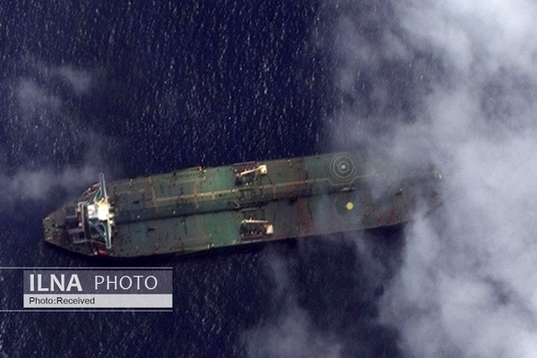 ادعای بلومبرگ در مورد نفتکش ایرانی