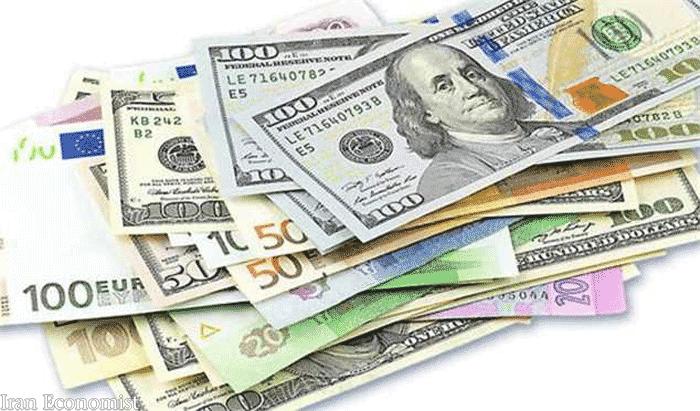 نرخ رسمی ارزها در 8 بهمن ماه