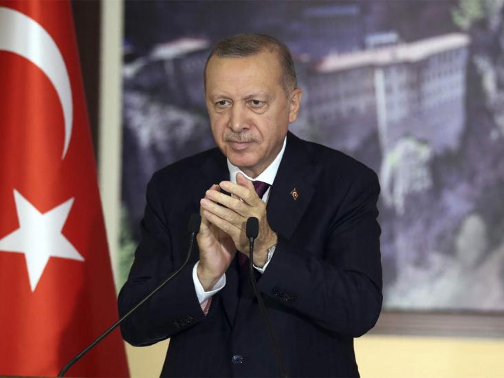 سال ۲۰۲۱ از منظر سیاست خارجی ترکیه