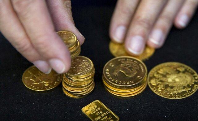 رشد ۴۵۵ درصدی فروش سکه طلا در آمریکا
