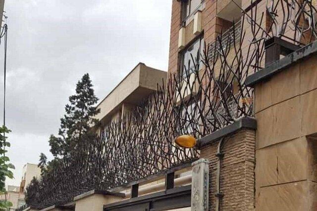 قیمت حفاظ دیوار و توصیه آهن ایرانیان