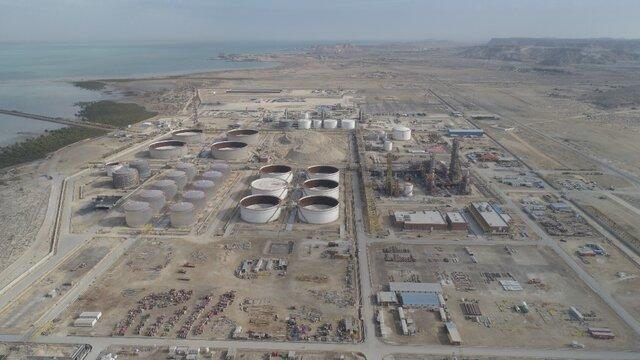 عملیات پیش راهاندازی پالایشگاه نفت فوقسنگین قشم آغاز شد