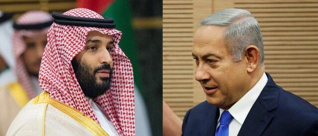 سکوت تلآویو درباره قطع تماسهای عربستان با رژیم صهیونیستی