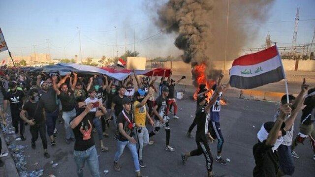 تظاهرات در ناصریه برای تعیین سرنوشت فعالان عراقی