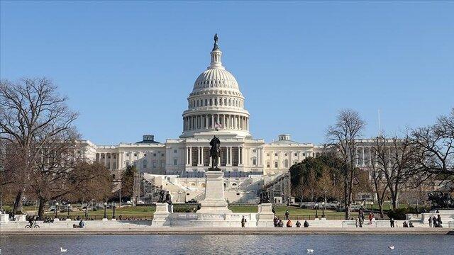 دستگیری مردی با چند سلاح کمری و ۵۰۰ گلوله نزدیک ساختمان کنگره آمریکا