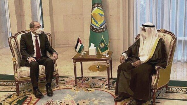 تلاش اردن و شورای همکاری خلیج فارس برای همکاری