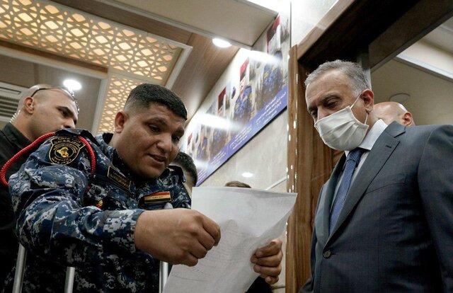 الکاظمی: اوضاع عراق پیچیده است