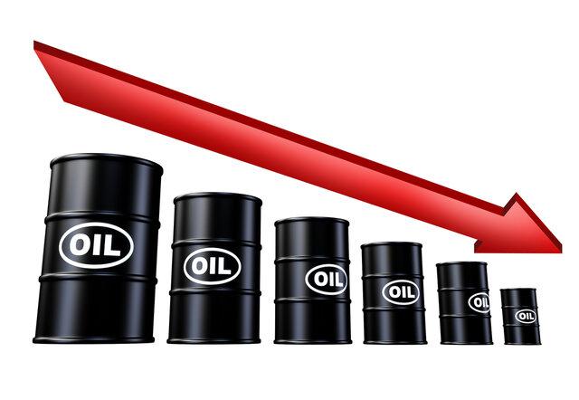 روند نزولی نفت ازسرگرفته شد