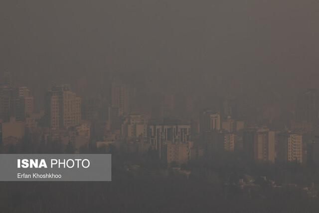 تولید سالی ۷۲۰ میلیون تن دیاکسید کربن در کشور