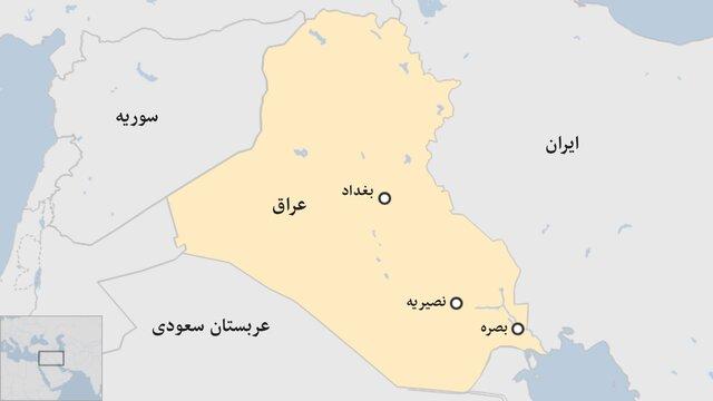 حمله هوایی به مناطقی در استان بابل عراق