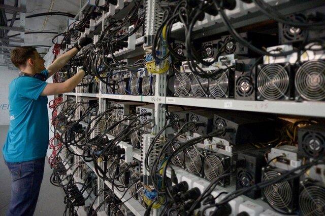کشف سه مرکز بیت کوین در خراسان شمالی/ خسارت قطع برق به تعدادی از واحدهای خانگی و تجاری استان
