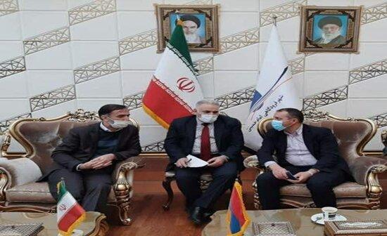 مذاکره با یک شریک مهم تجاری در تهران