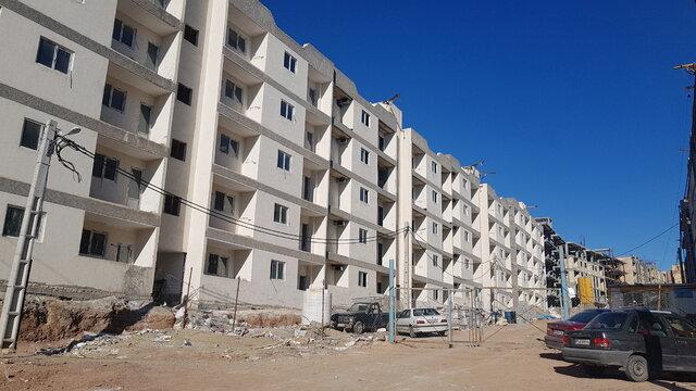 ساخت ۱۰۰ هزار مسکن ملی برای محرومان