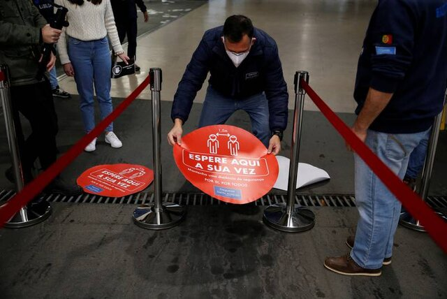 برگزاری انتخابات ریاست جمهوری پرتغال در بحبوحه کرونا
