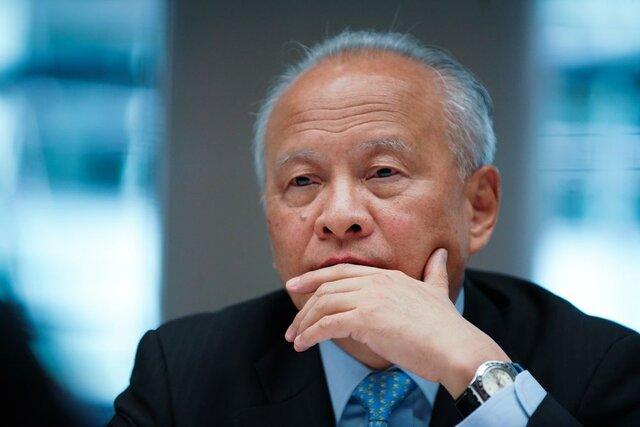 سفارت چین، گزارش آمریکا را رد کرد