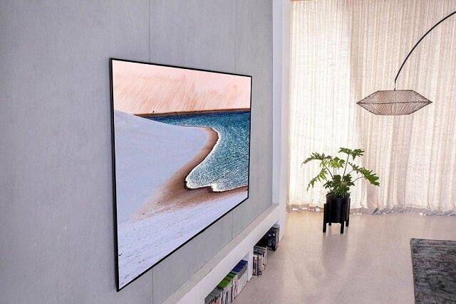 قیمت تلویزیونهای OLED ال جی و سونی