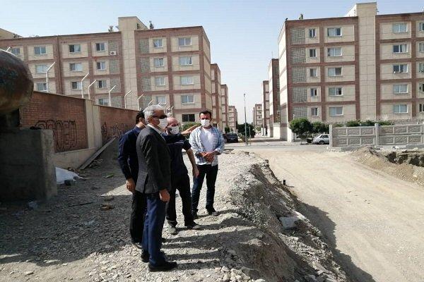بیست ماه تا تکمیل مسکن ملی تهرانسر