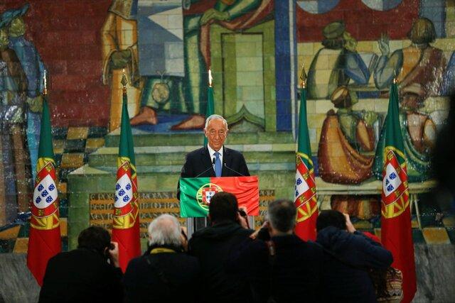 رییس جمهوری پرتغال بار دیگر انتخاب شد