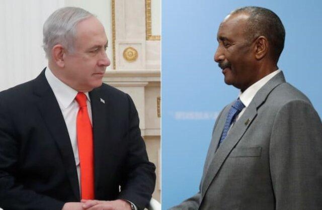 سودان در آستانه لغو قانون تحریم رژیم صهیونیستی