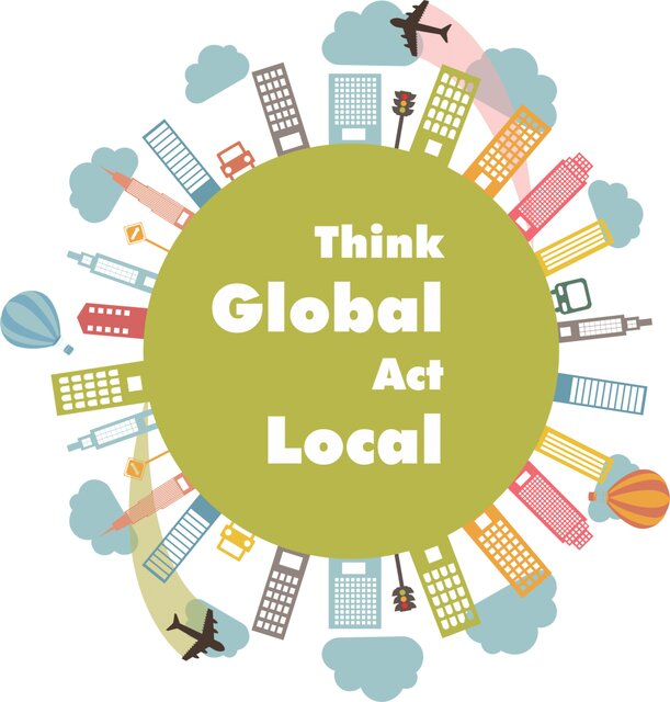 همهگیری کووید-۱۹ «تفکر جهانی و عملکرد محلی» را تسریع کرده است