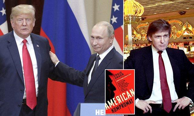 """""""روسیه از ۴۰ سال پیش روی ترامپ سرمایه گذاری کرده بود"""""""