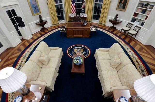 سیاستگذاری جهانی در اتاق بیضی کاخ سفید