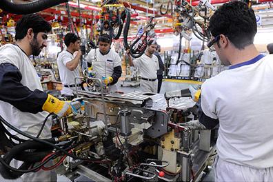 دخالت دولت سرکوب مالی صنعت خودرو و قطعه را رقم زده است