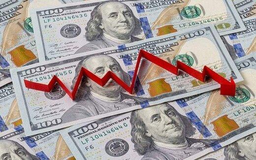 ضرر سنگین ترامپیهای بازار از ریزش نرخ ارز/سقوط آزاد دلار بهقعر قیمت ۶ماهه