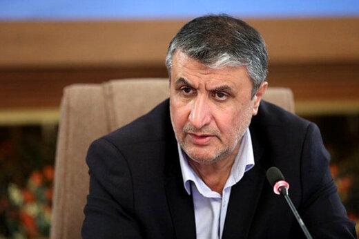 خطوط ریاست ایران به عراق و سوریه متصل میشود