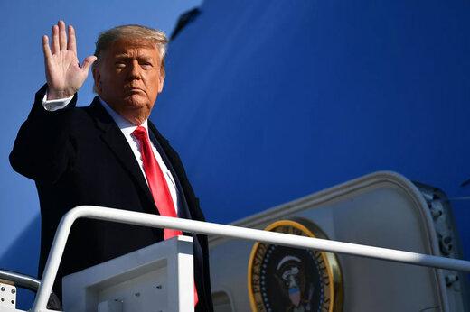 طرح استیضاح ترامپ به سنا میرود