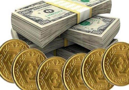 بازار ارز در جستوجوی سطح تعادلی / قدرت فروشندگان در کاهش نرخ سکه