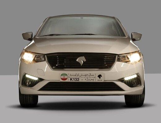 رکودهای متعدد ایران خودرو در زمینه تولید / تولید انبوه «تارا» آغاز شد