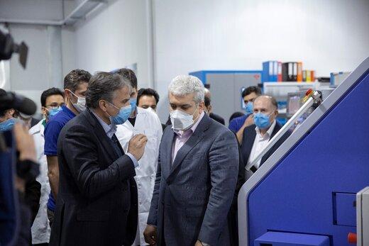 شرکت دانشبنیان کوشا فن پارس تنها دارنده مجوز قانونی تولید ایمپلنتهای دندانی در کشور