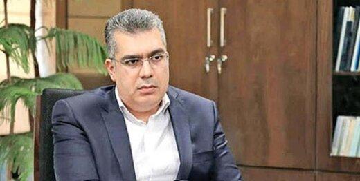 معاون وزیر امور اقتصادی و دارایی، رئیس سازمان بورس و اوراق بهادار شد