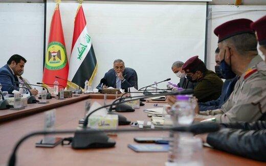 هشدار الکاظمی درباره عراق
