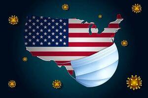 ۳۴۰۰ فوتی کرونا طی یک روز در آمریکا