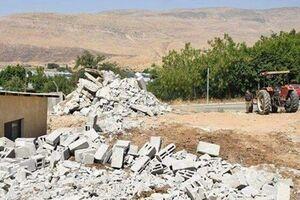 تخریب ۸۶۹ باب منزل مسکونی شهروندان فلسطینی از سوی اشغالگران صهیونیست
