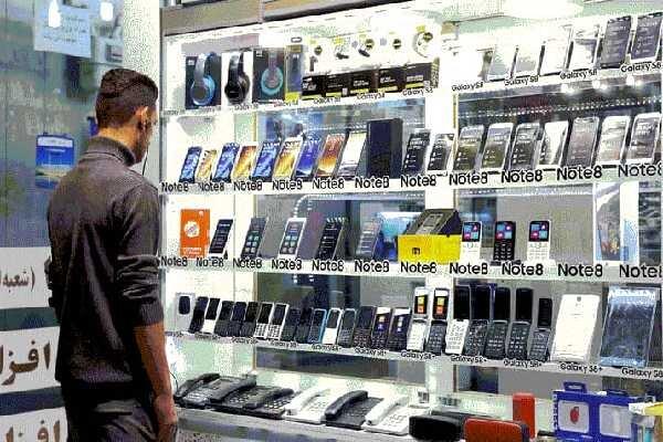 بازار تلفن همراه هوشمند ۹ درصد در ۲۰۲۰ آب رفت