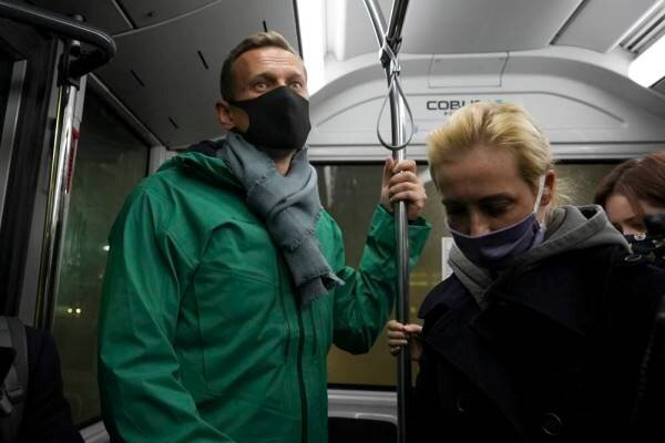 پلیس روسیه «الکسی ناوالنی» منتقد سرشناس روس را بازداشت کرد