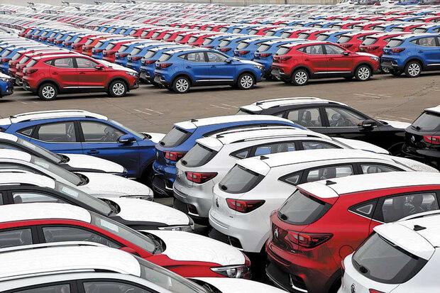 فروش خودروی مسافری چین رشد کرد