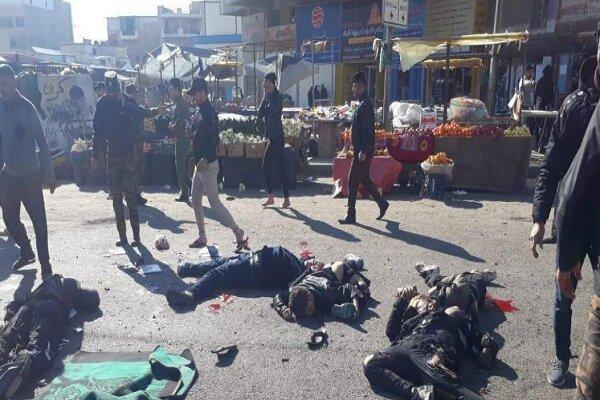 انفجارهای بغداد؛ رد پای آمریکا و سعودی در پروژه «ناامنسازی» عراق