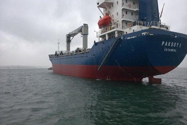 حمله دزدان دریایی به کشتی ترکیه/یک ملوان کشته و ۱۵خدمه ربوده شدند